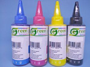 Tinta Green Print Pigment